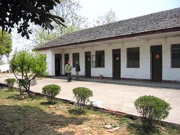 Old Tongling orphanage